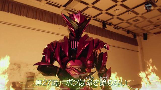 Spoiler Kamen Rider Zero-One Episode 27, Pertarungan Pemadan Kebakaran Terus Berlanjut