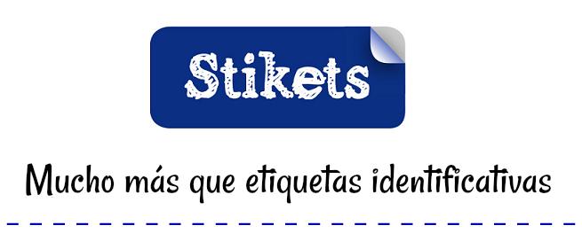 Stikets, mucho más que etiquetas identificativas 1
