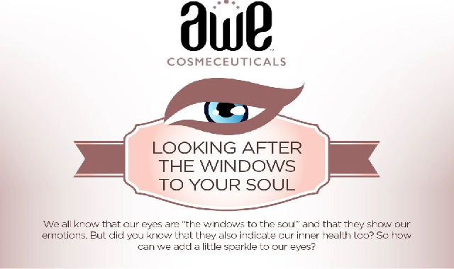 Looking After The Windows To Your Soul #infographic