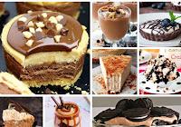 35 + no bake desserts