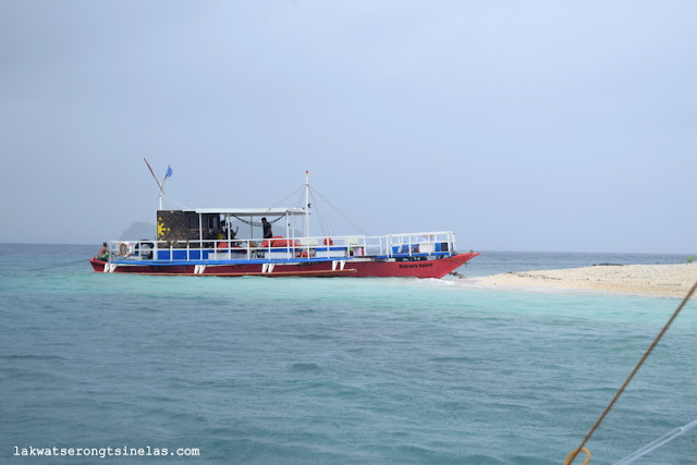WHAT TO DO WITH A FAILED SAMBAWAN ISLAND VISIT