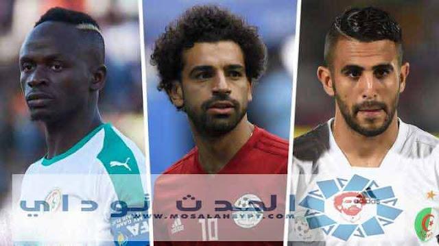 محمد صلاح,افضل لاعب في افريقيا 2019,رياض محرز,افضل لاعب في افريقيا,ليفربول,ساديو ماني,صلاح,افضل لاعب افريقي 2019,أفضل لاعب في أفريقيا,أفضل لاعب إفريقي,الكرة الذهبية الافريقية,افضل لاعب افريقي,الكرة الذهبية الافريقية 2019,محرز,افضل لاعب,الجزائر