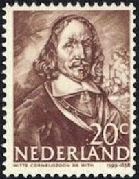 Netherlands Witte de With