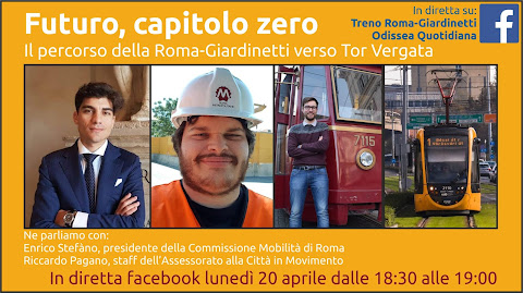 Roma-Giardinetti: Futuro, capitolo zero