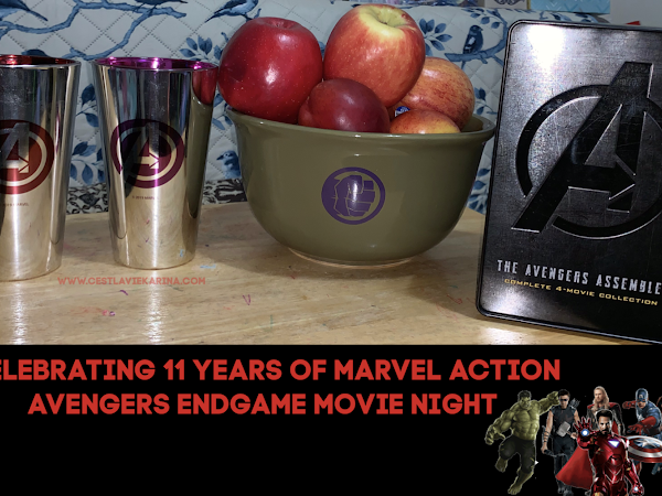 Celebrating 11 Years Of Marvel Action - #AvengersEndgame Movie Night