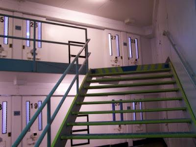 Death row, Polunsky Unit, Livingston, Texas