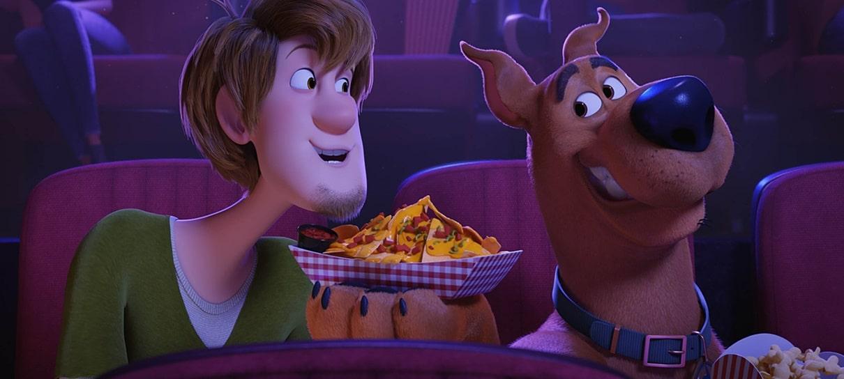 Scooby! O Filme terá sua estreia em serviços de streaming nos EUA