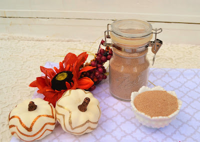 How to make your own Pumpkin Spice Creamer