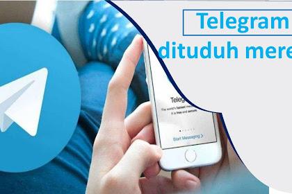 Telegram dituduh meretas