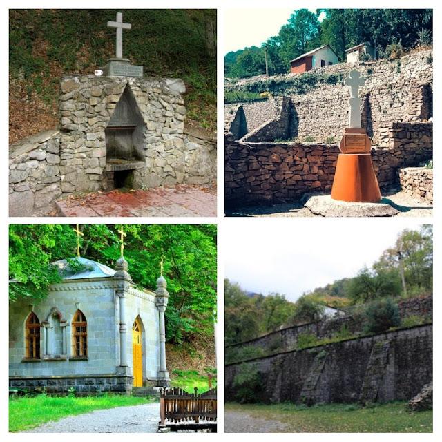 Косьмо-Дамиановский монастырь. Крым