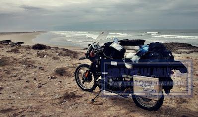 motor dan barang keperluan pendukung