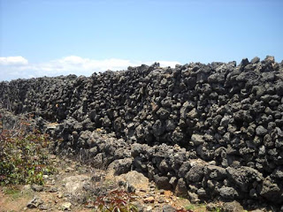 Benteng Ege dan Batu Gong