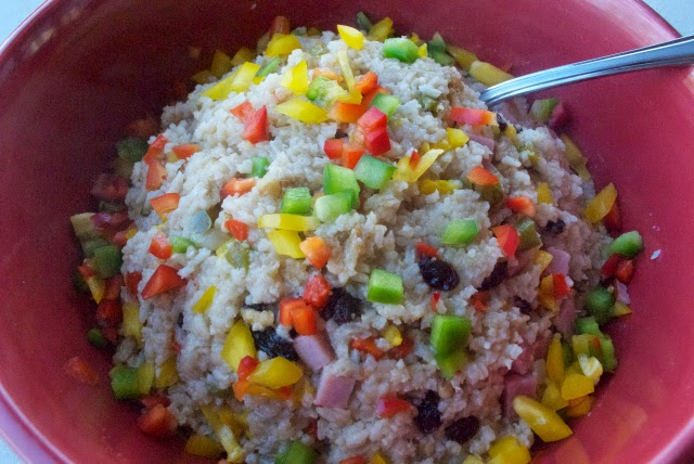 christmas rice reflecting trini culture - Christmas Rice