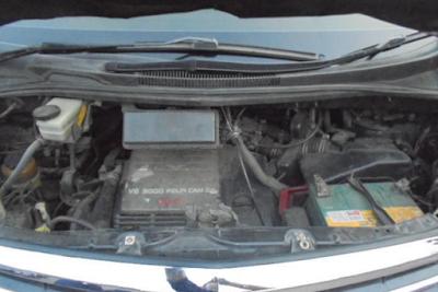 Foto Mesin Toyota Alphard Gen1 3.0 Liter V6