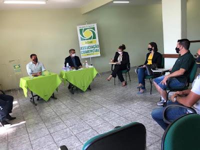 ACIAR abre canal de diálogo com Trabalha Registro