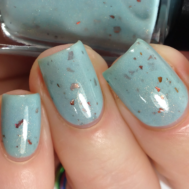 Turtle Tootsie Polishes-Double Headed Serpent