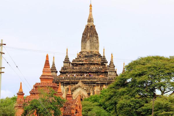Templo Shwegugyi - Bagan