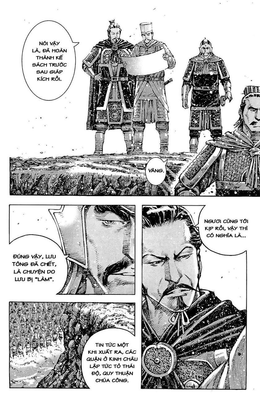 Hỏa phụng liêu nguyên Chương 388: Công tử khóc rồi [Remake] trang 4