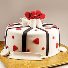 X-mas cake for boy and girl
