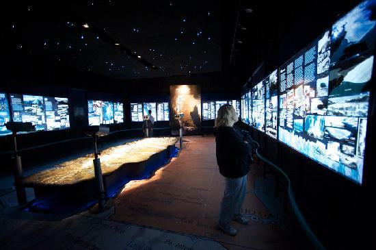 Museu Glaciarium em El Calafate