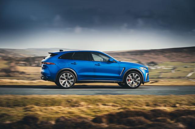 2021 Jaguar F-Pace Review