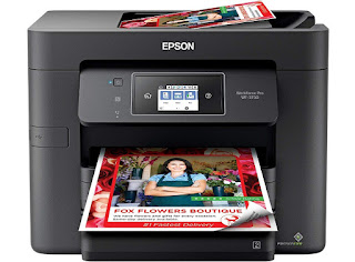 Epson WorkForce Pro WF-3730 Driver Download And Review