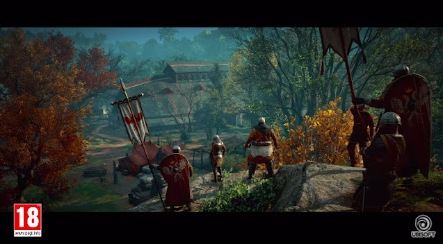 captured on Assassin's Creed Valhalla