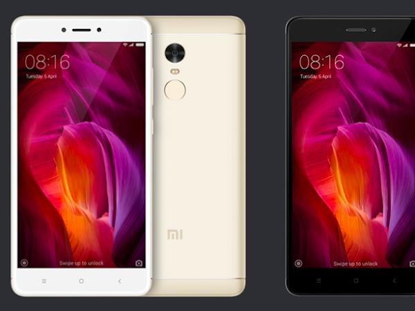 Spesifikasi dan Harga HP Xiaomi Redmi Note 4 Snapdragon