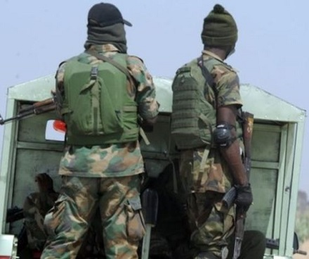 Sacked Lagos Houseboy Mobilizes Soldiers To Beat Up Boss
