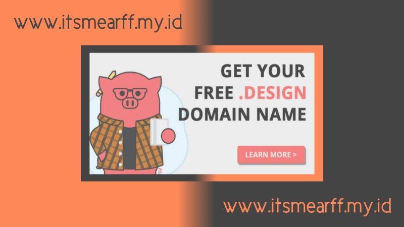 Domain .design Porkbun