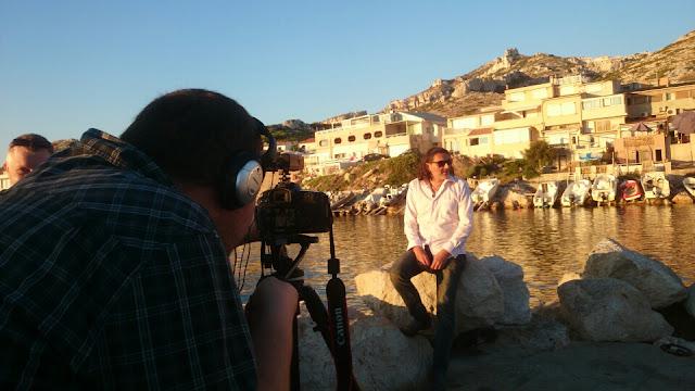 Photo de jean-michel guepey interviewé à Marseille