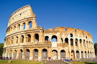 koloseum di roma italia