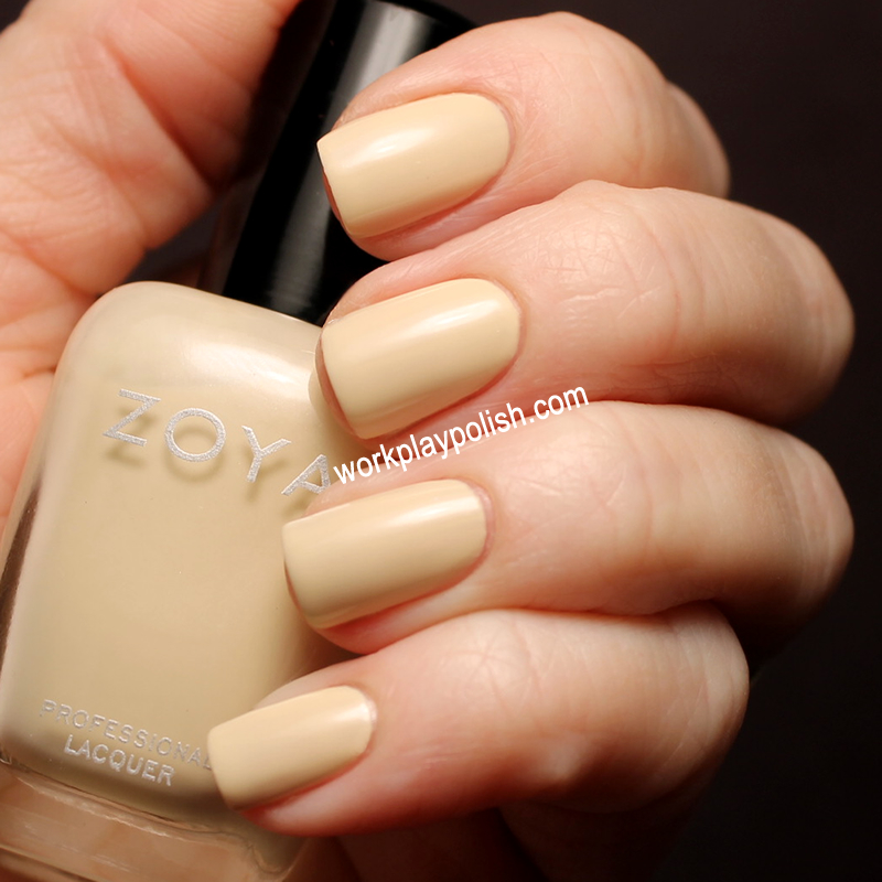 Zoya Jacqueline (work / play / polish)