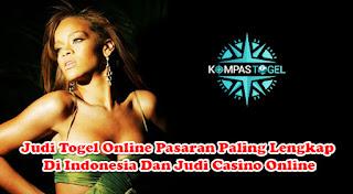 Judi Togel Online Pasaran Paling Lengkap Di Indonesia Dan Judi Casino Online