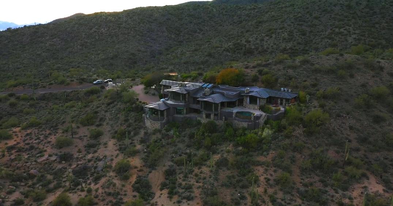 49 Interior Design Photos vs. 9325 E Brahma Rd, Scottsdale, AZ Luxury Mansion Tour