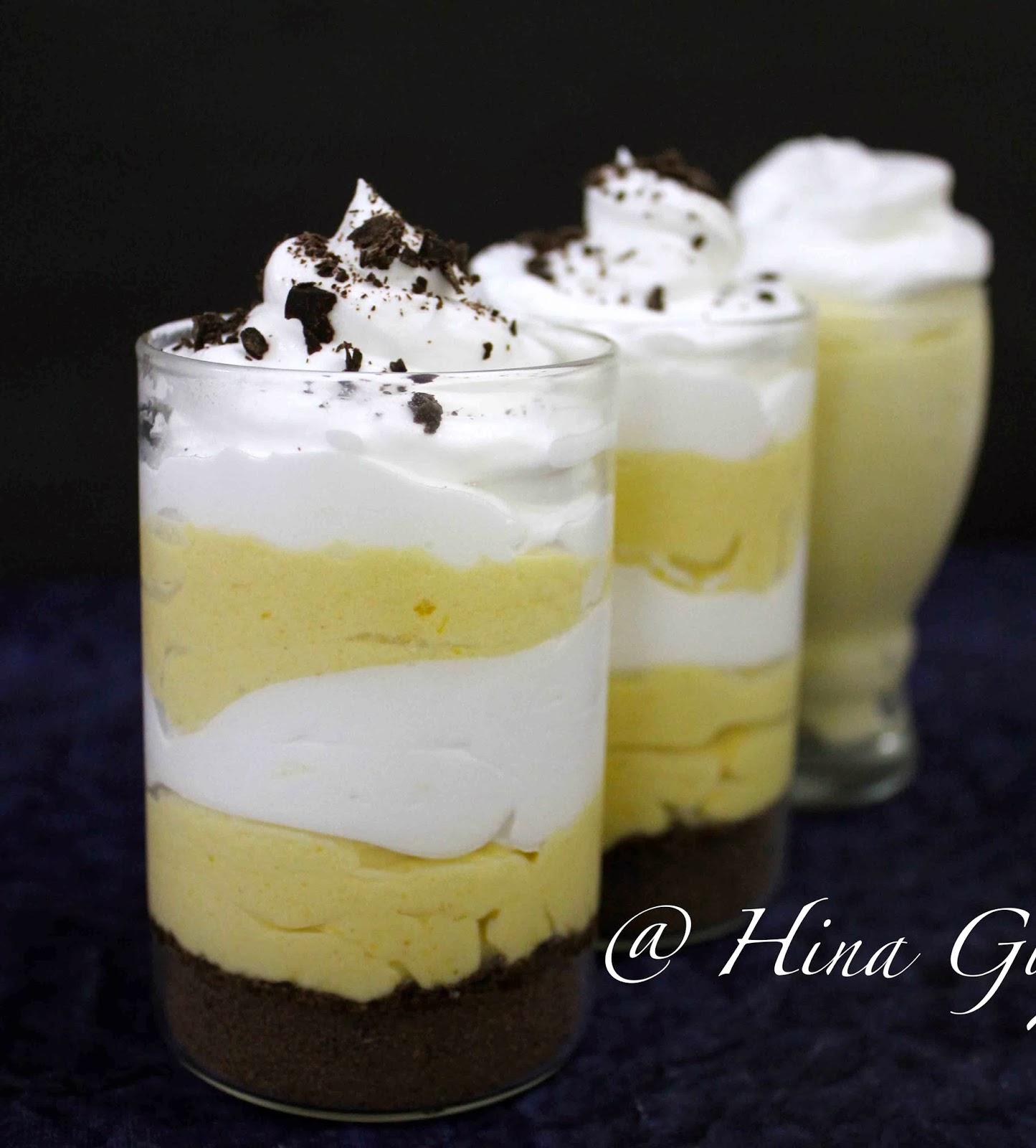 Pumpkin Cheesecake Trifles Recipe