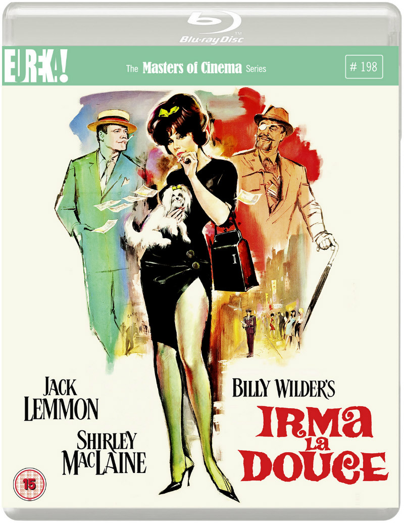 irma la douce bluray