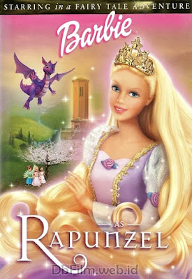 Sinopsis film Barbie as Rapunzel (2002)