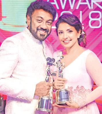 Dilhani Ekanayaka Awards
