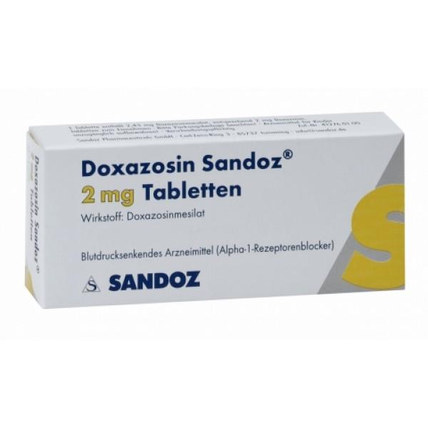 Doxazosin