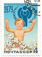 Selo Ano Internacional da Criança