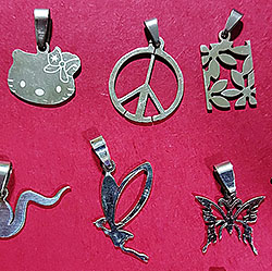 Stainless Steel Jewelries