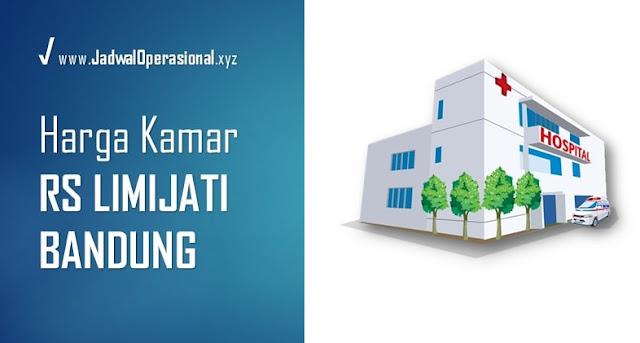 Harga Kamar RS Limijati Bandung