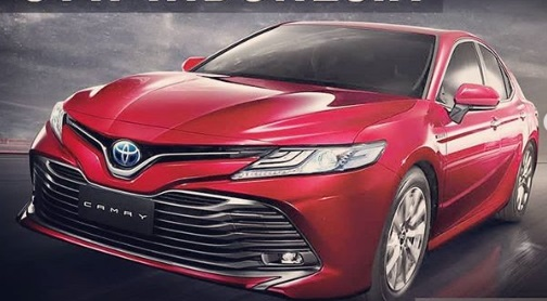 Toyota Camry Sedan Alternatif Pernikahan