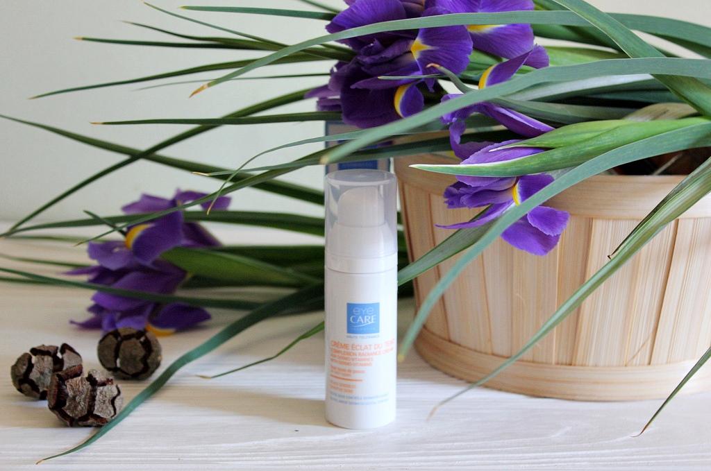 Крем для лица, придающий коже сияние Eye Care Cosmetics Complexion Radiance Cream / обзор, отзывы