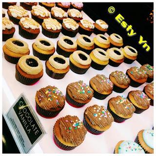 Chocolate Vanila Cupcakes