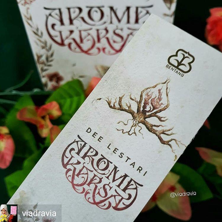 Review Buku : Aroma Karsa