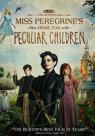 Miss Peregrine's Home for Peculiar Children 2016 BRRip 720p Dual Audio In Hindi English