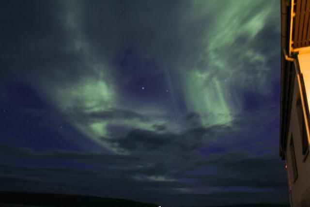 La aurora boreal, uno de los mejores espectáculos del mundo