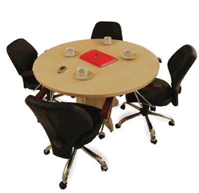 ankara,yuvarlak toplantı,ofis toplantı masası,personel toplantı masası,çalışma masası, dörtlü toplantı masası